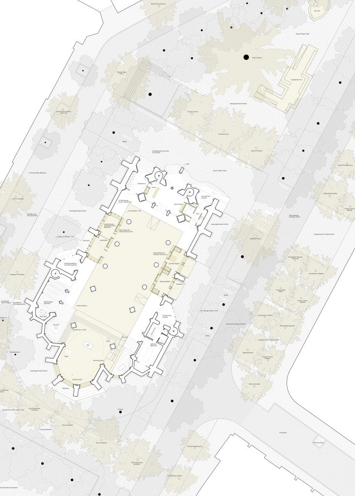 Grundriss & städtebauliche Einbettung